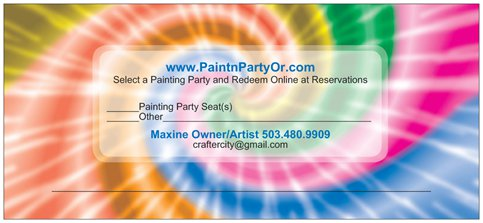 painting party seats are perfect for the one who has everything and - You know she wants one!the perfect gift!