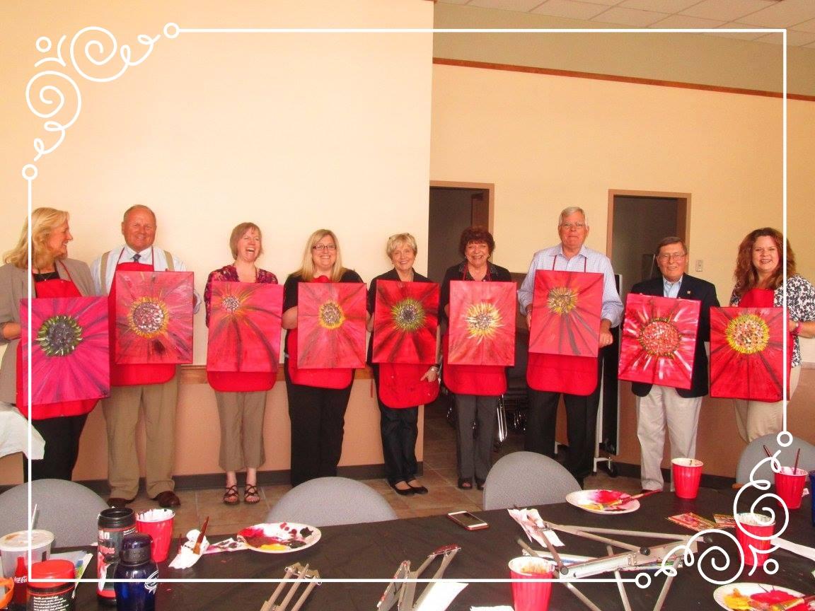Marion County Commissioner's, Salem Food Bank Fundraiser