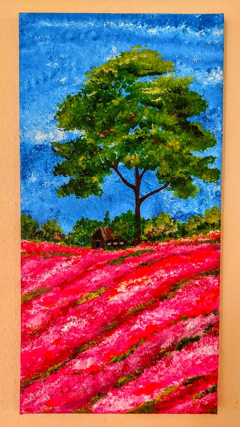 $35 Red Clover Fields