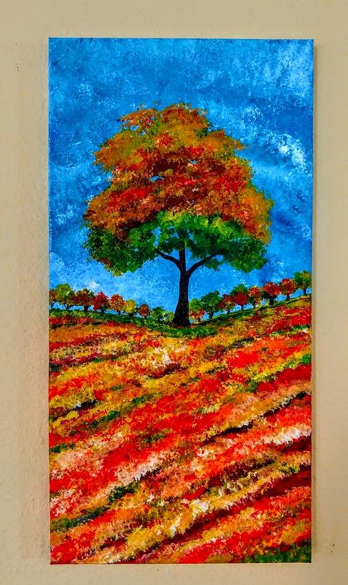 $35 Tuscan Fields