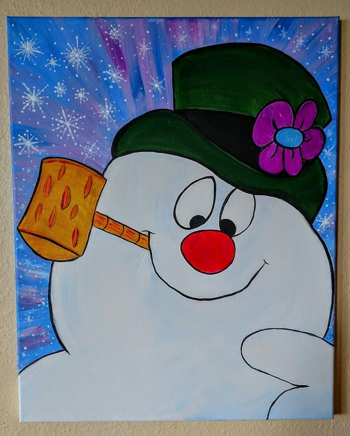 $35 Frosty's Happy Birthday!