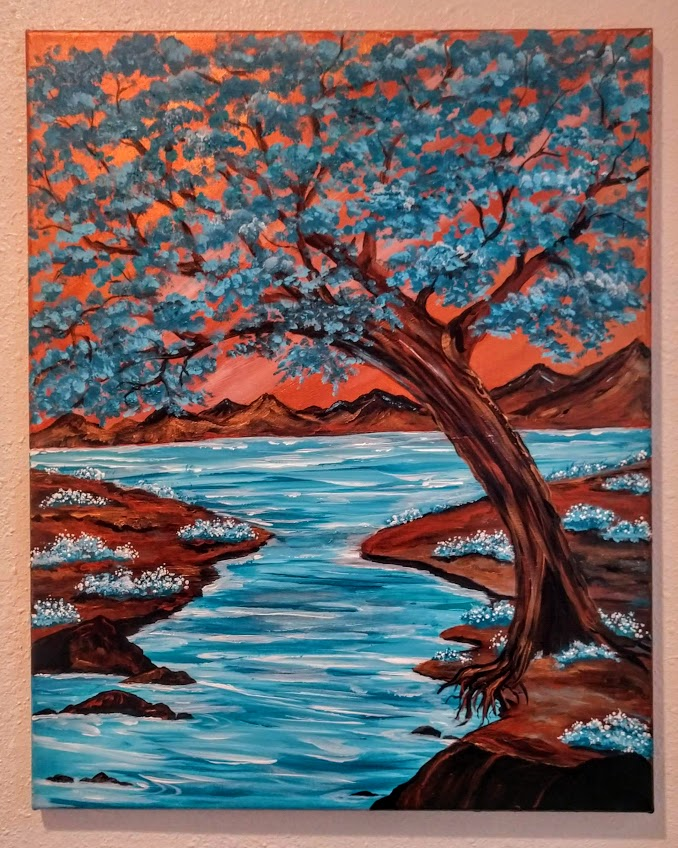 $35 Coppertone River Blues II