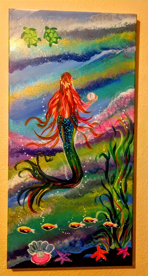 Metallic Mermaids-Color Shifting $40