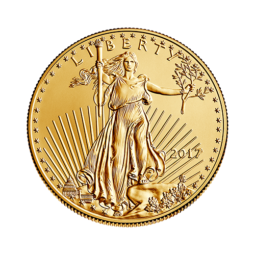 1 Ounce American Gold Eagle Coin