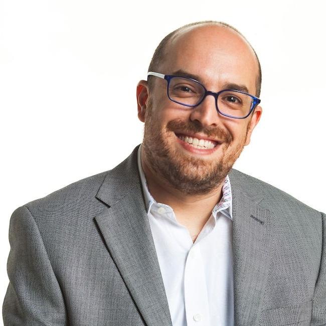 Brian Glick  , Founder & CEO  Chain.io