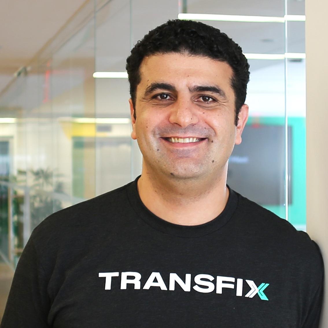 Ahmad El-Dardiry, Transfix
