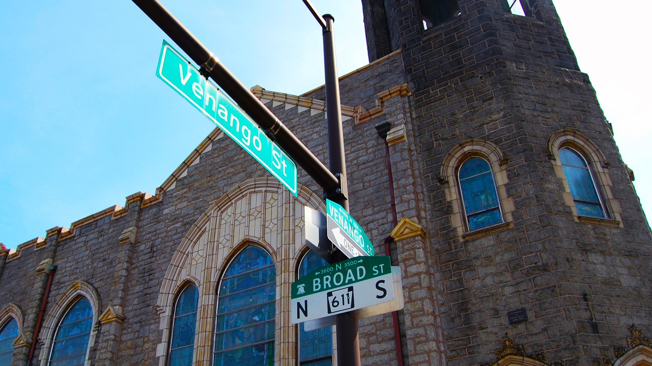 CORRIDOR CONNECTIONS - ZION BAPTIST CHURCH