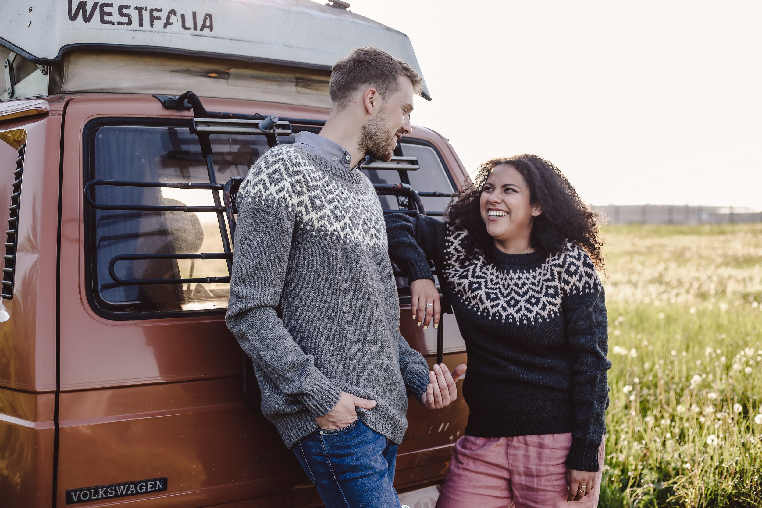 Yukon Pullover by Verena Cohrs for TRAVEL