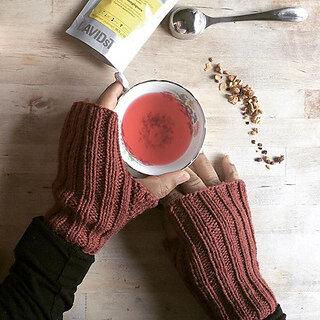 Fingerless Gloves by 12 Little Things