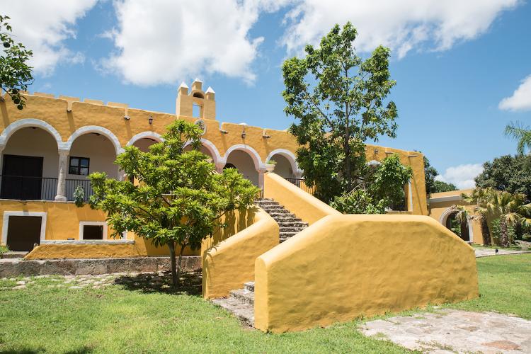 Hacienda Casa D'Aristi Merida Yucatan