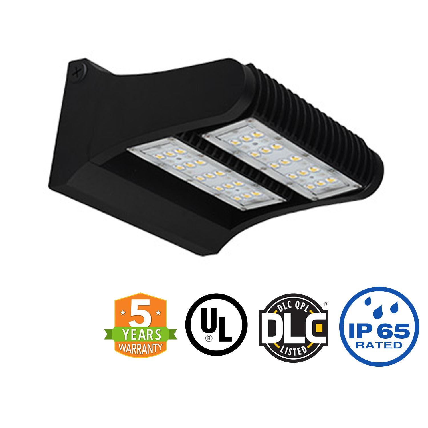 Rotatable Wall Pack 60w $138.60 - also available in 120w