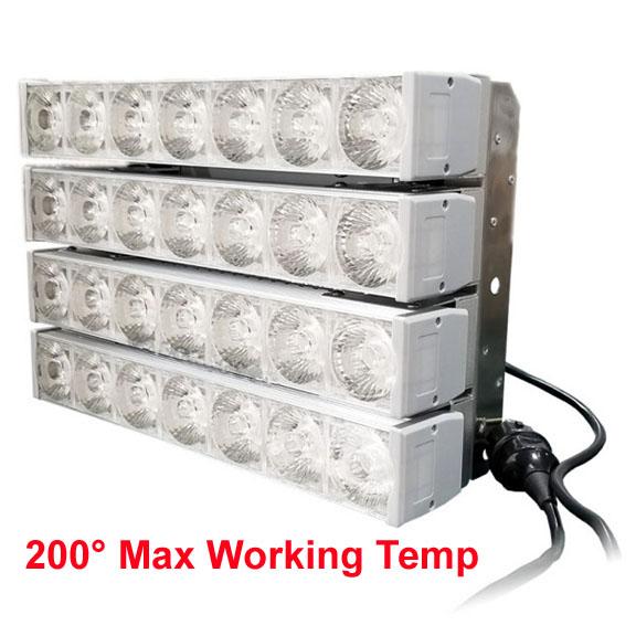 High Temperature Lighting! - Smelter, Foundry & Dark Industry