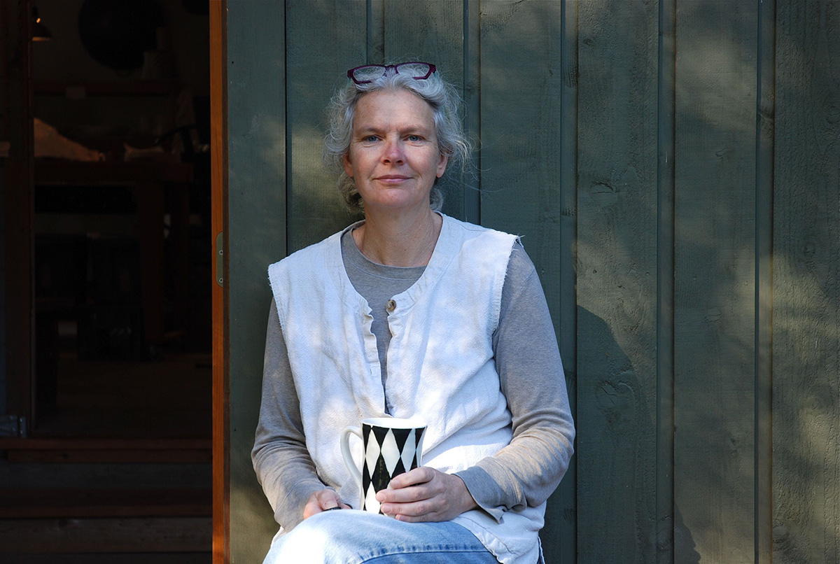 Paula West Artist Pottery