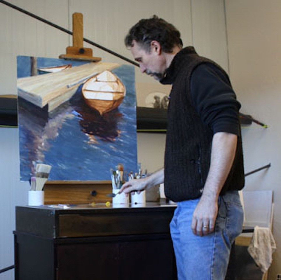 Matt Dollahite Artist Painter