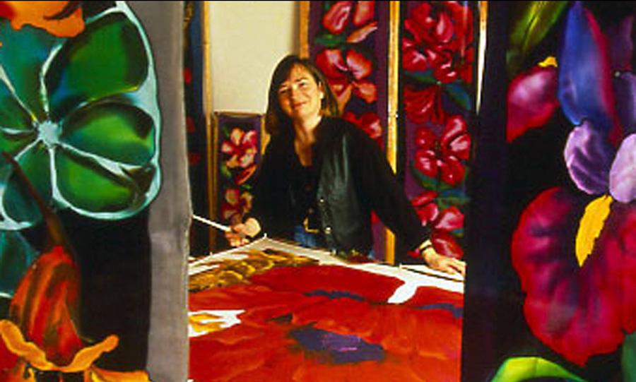 Mary Sly Fabric Artist