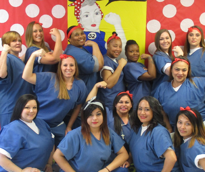 McFarland Female Community Reentry Facility: Courtesy of the  GEO Group .