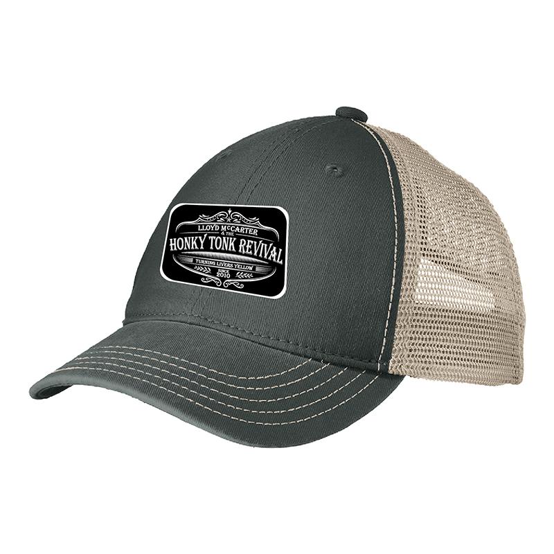 Black/Khaki Baseball Hat $25