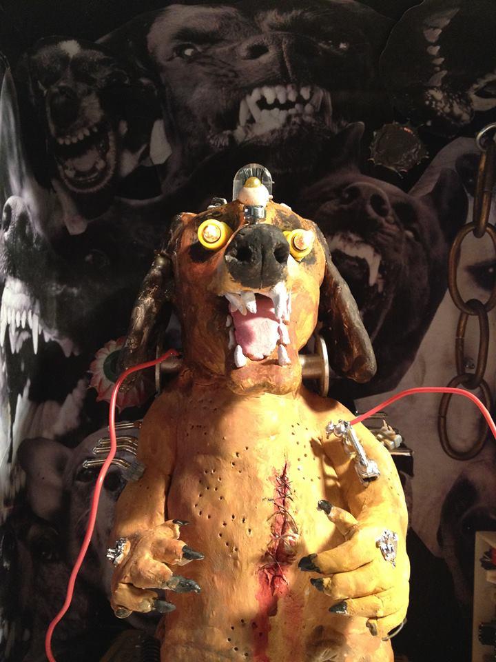Machine Dog