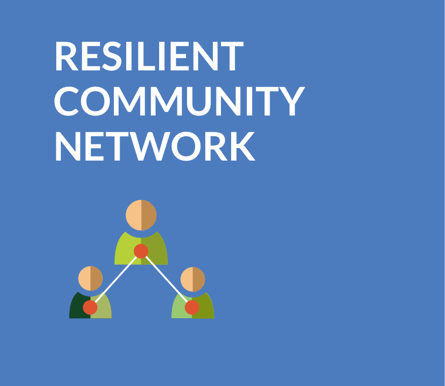 BEN helps us share power, peer to peer within our community to increase resilience. -