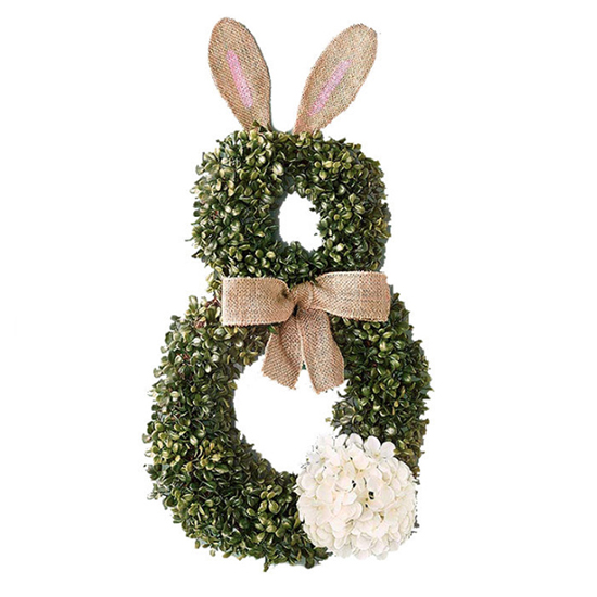 Cottontail Bunny Wreath - Lakeside Collection.jpg