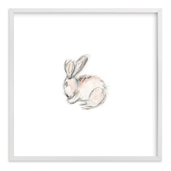 Little Bunny Blue Picture - Minted.jpg