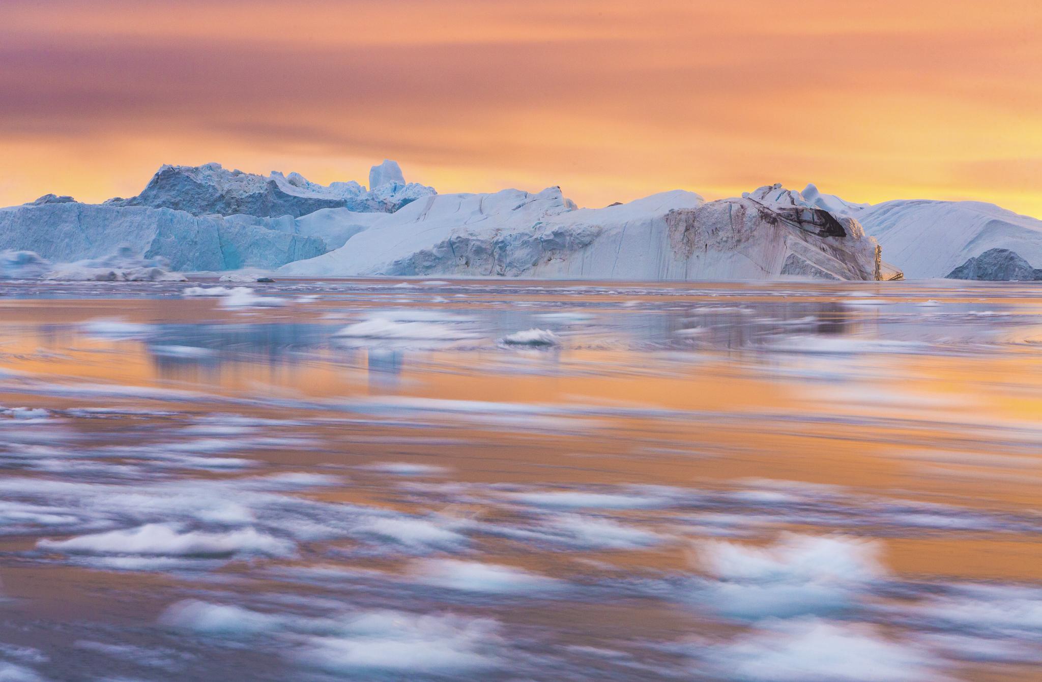 THE ARCTIC + SUB-ARCTIC -