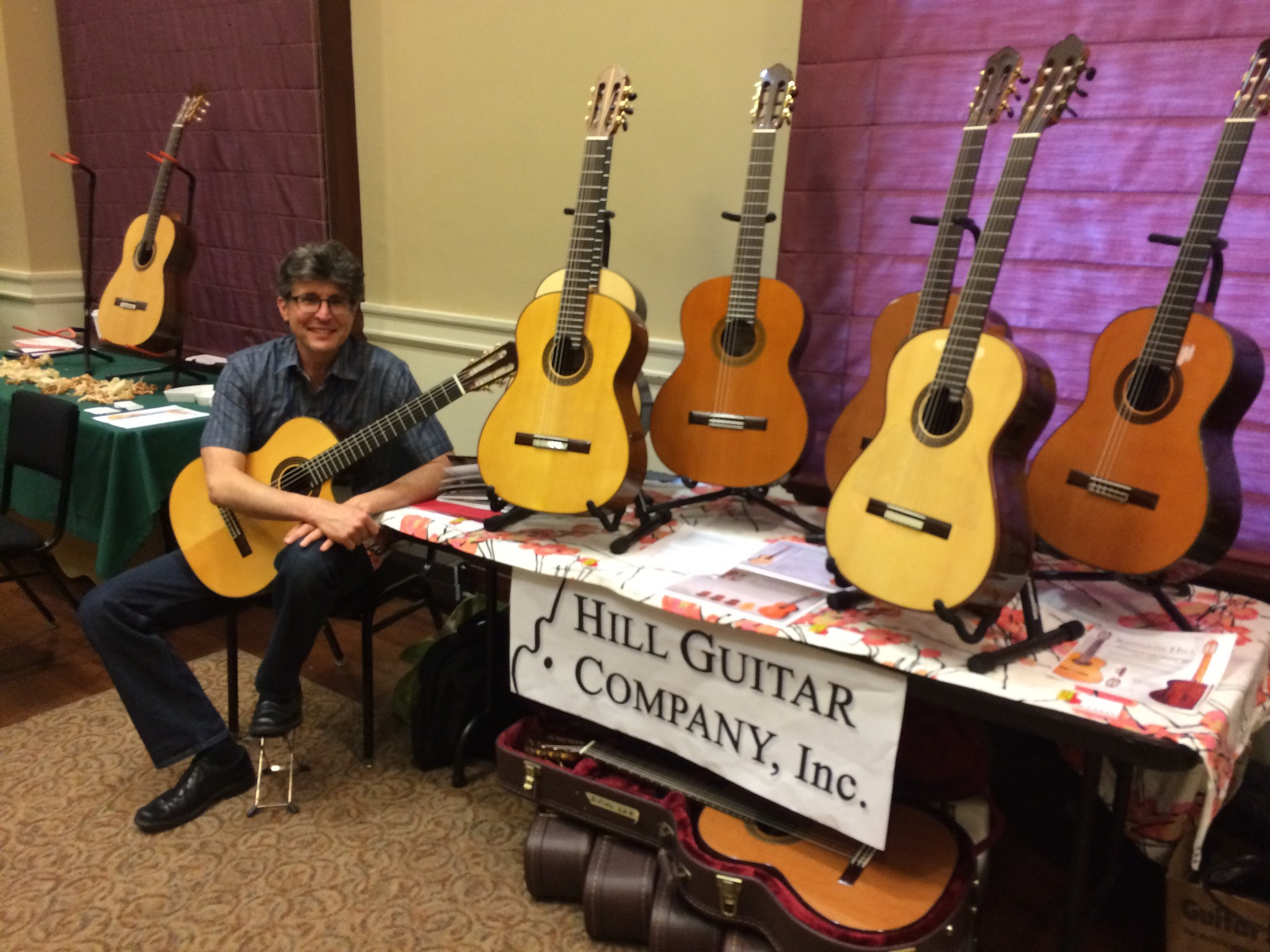 Joe Burros - Through his company, Fine Musical Instruments, Joe Burros sells guitars at locations all over New England and the North Jersey Region/Lehigh Valley Region, including Springfield, MA; Natick, MA; Acton, MA; North Reading, MA; North Kingston, RI, North Haven, CT; and Easton, PA. He also does home and teacher studio showings in New York City, and New England depending upon location, so that the player can benefit from the advice of his or her teacher before purchasing a guitar.