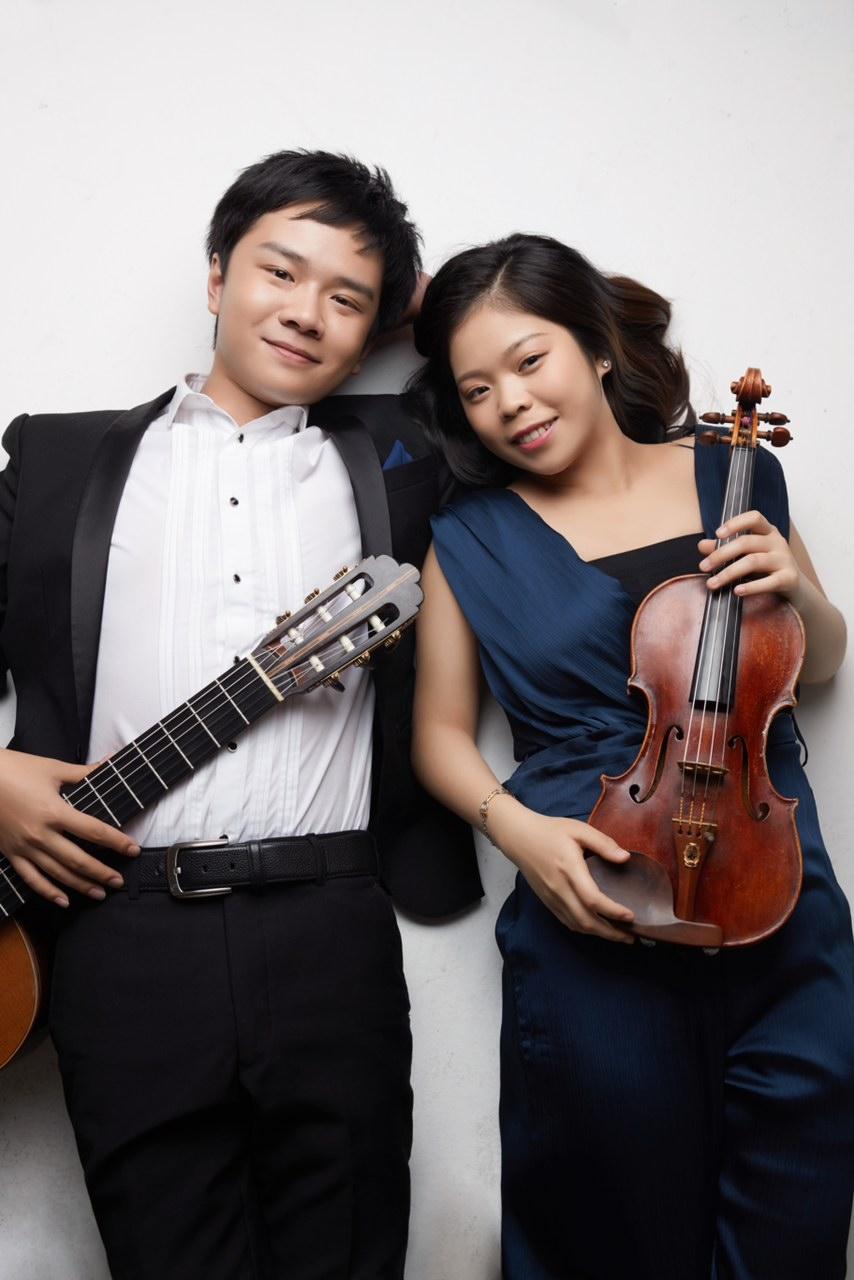 W.E. Duo (Weiru Sheng and Erdong Li)