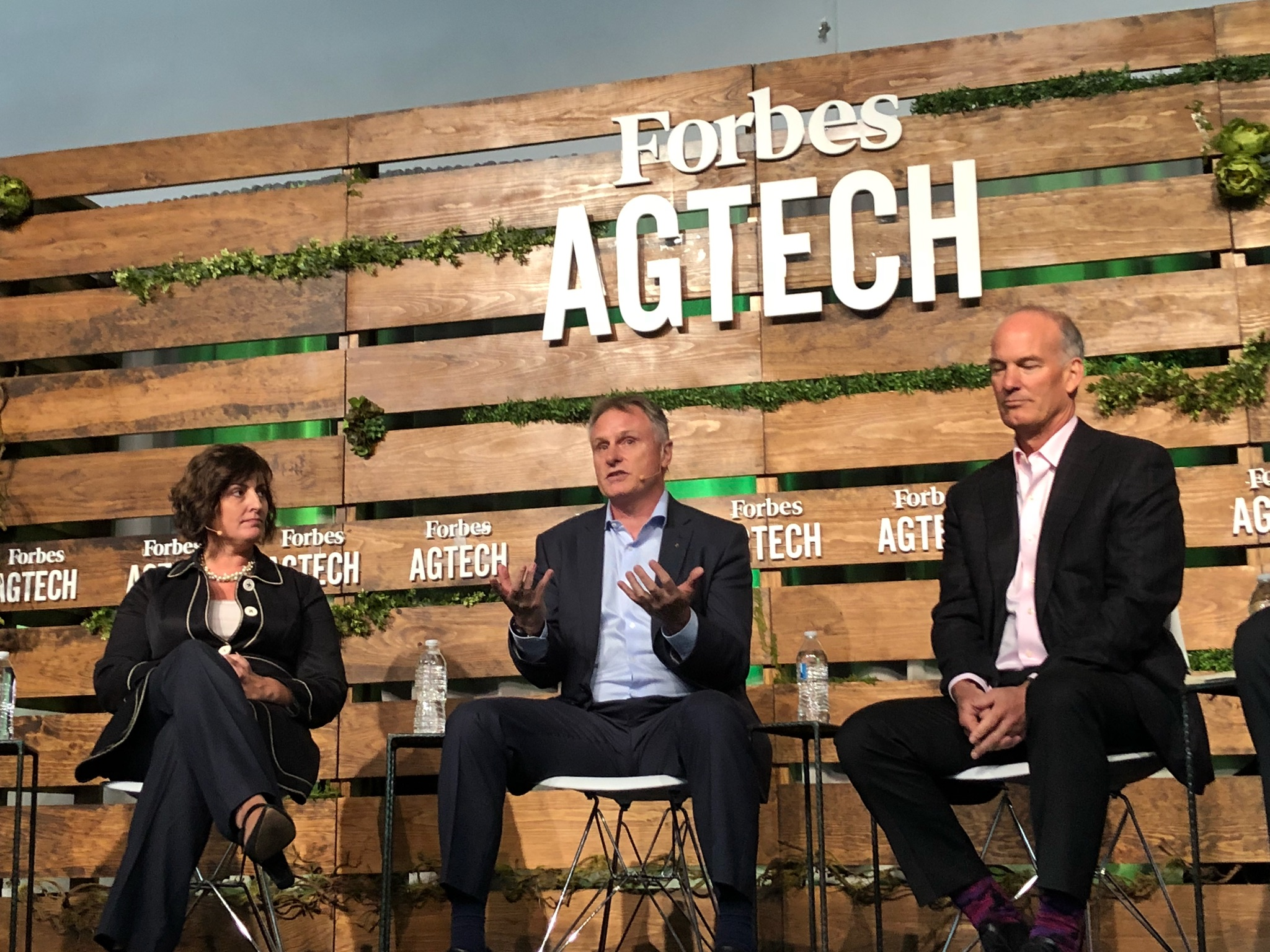 Forbes AgTech Summit Indianapolis 2018 -