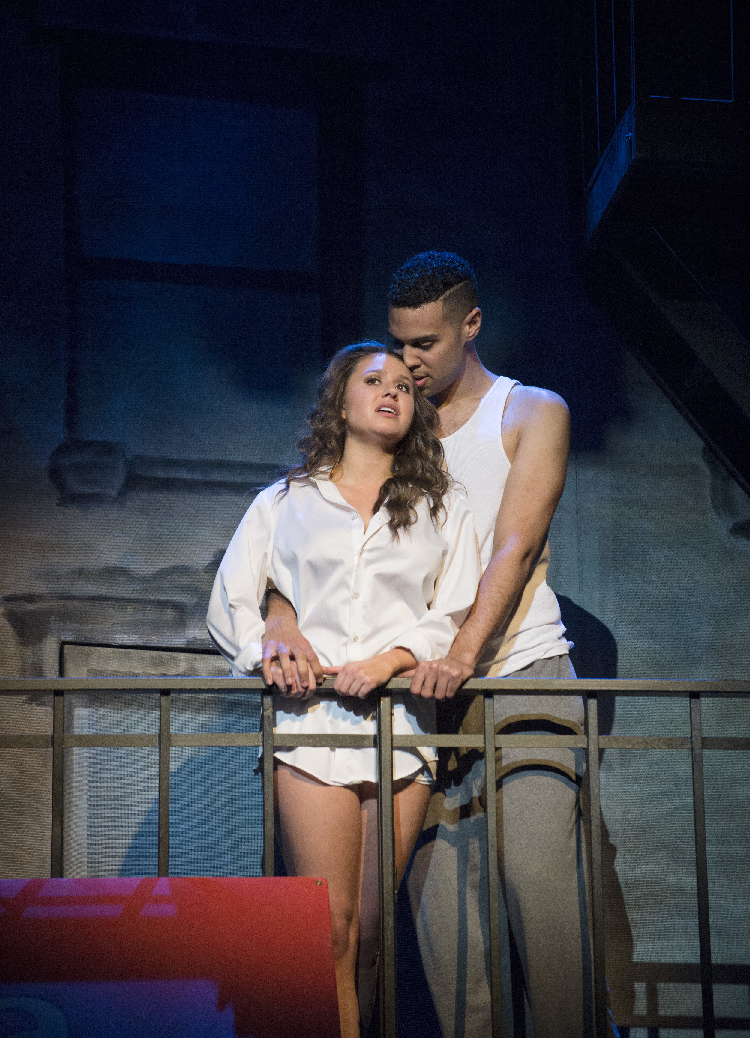 Nina in 'In the Heights'