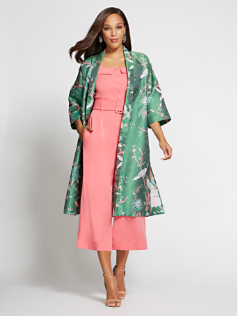 I want this one. Reversible Kimono Jacket $90