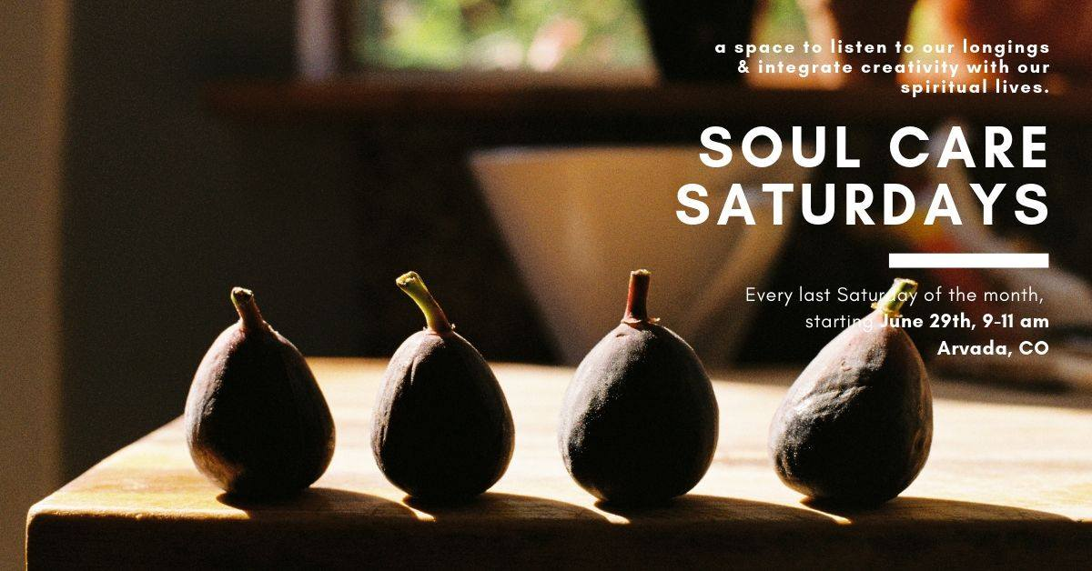 For more information about Soul Care Saturdays - Go to Kutsu Companions