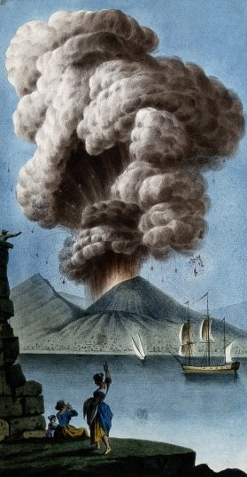 Volcano 1779 / Wellcome Images