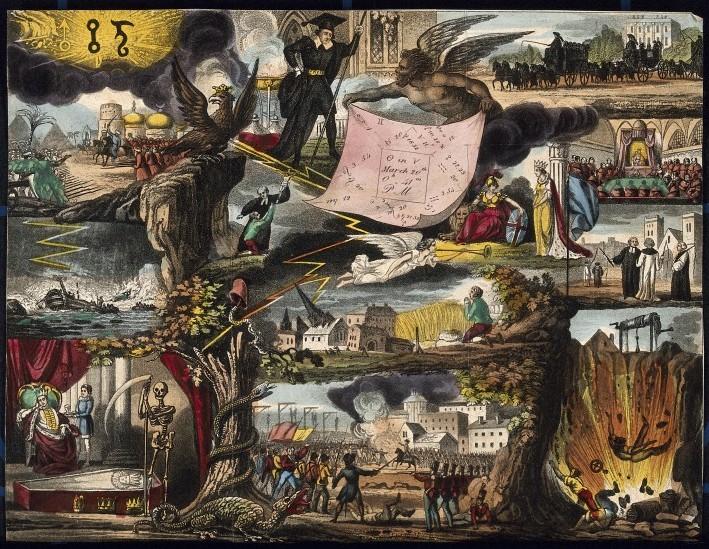 Apocalypse / Wellcome Images