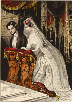 Wedding / Library of Congress
