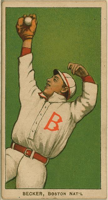 Boston Doves 1910 / Library of Congress