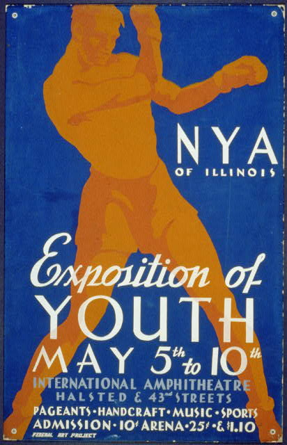 Youth / Library of Congress