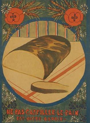 Bread / Library of Congress