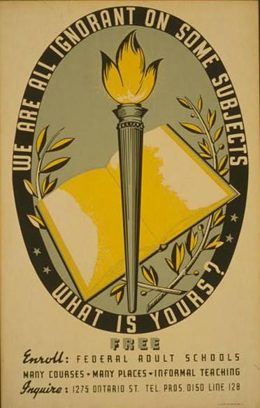 Encouraging / Library of Congress