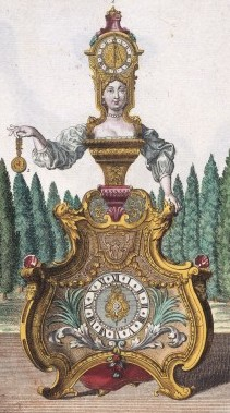Clock Lady / Wellcome Images