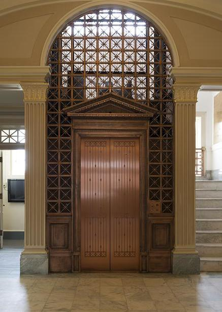 Elevator / Library of Congress