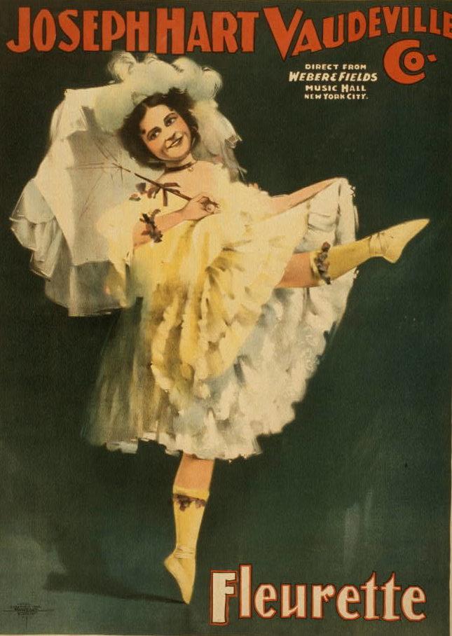 Dancer / Library of Congress