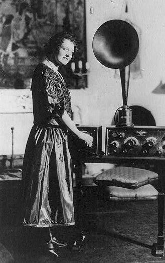 Radio / Library of Congress