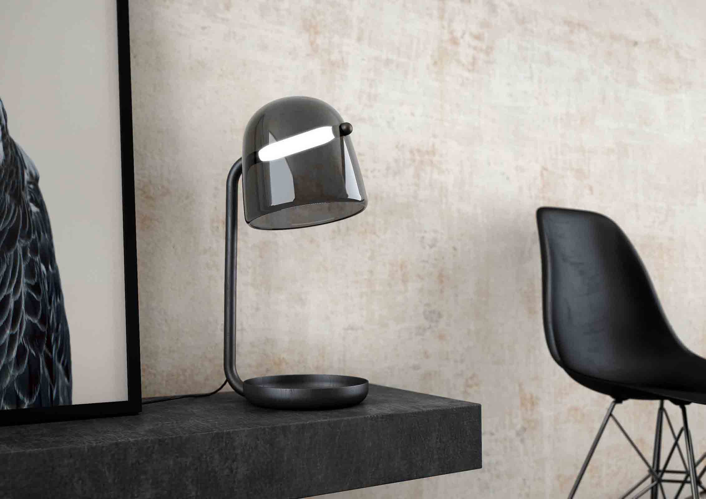 'Mona' table lamp, designed by Lucie Koldova for Brokis