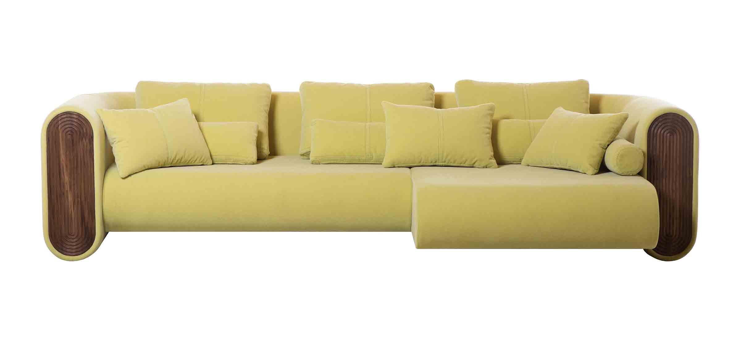 'Union' sofa, designed by Autoban for De La Espada