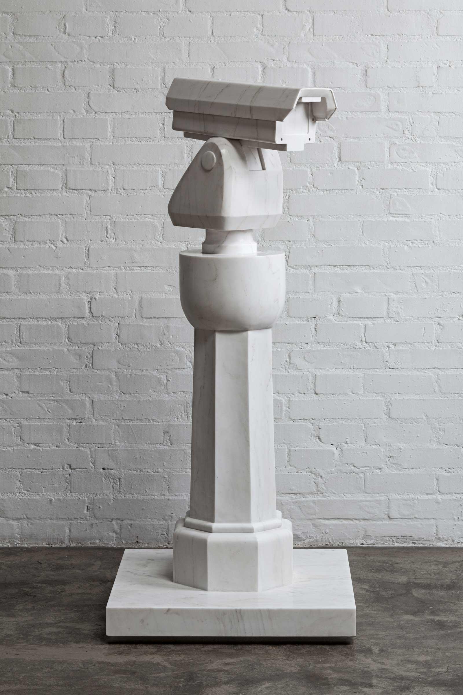 Camera with Plinth  (2015) Ai Weiwei