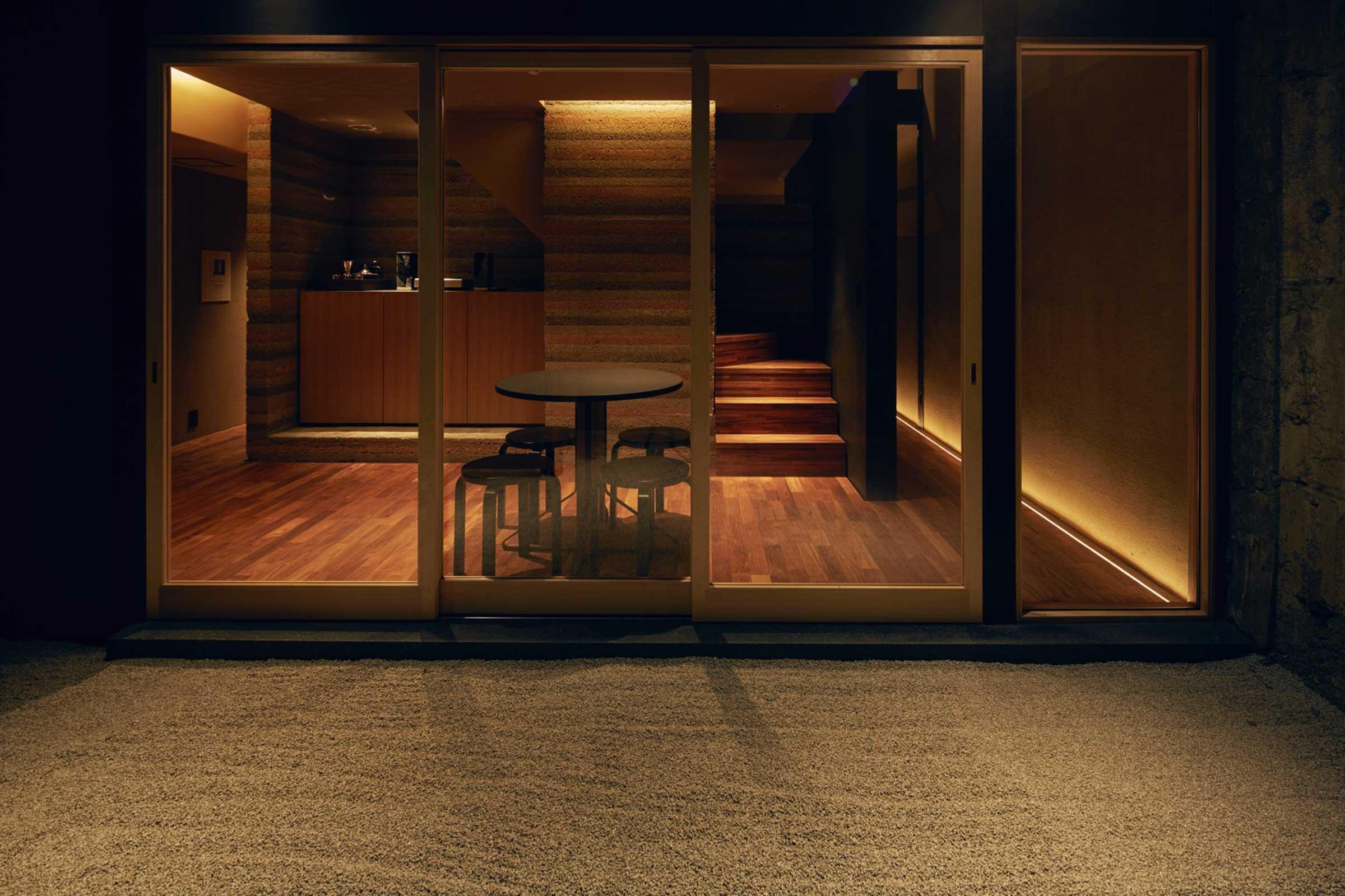 HOSOO Residence. Image courtesy of HOSOO Residence