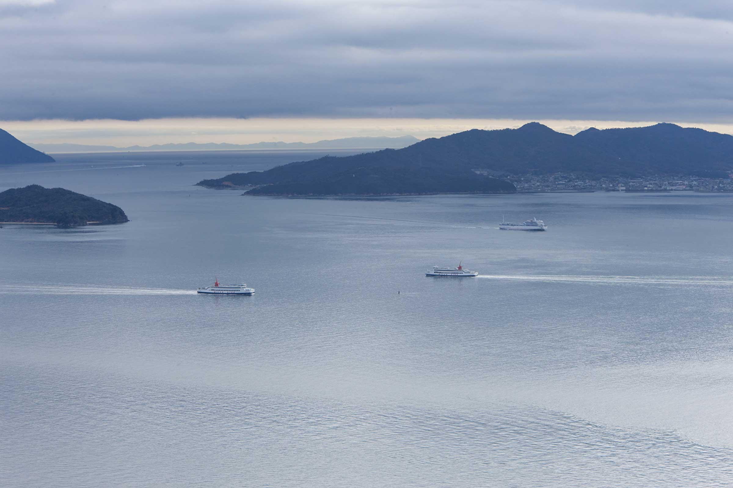 Image by Osamu Nakamura, courtesy of Setouchi Triennale Executive Committee