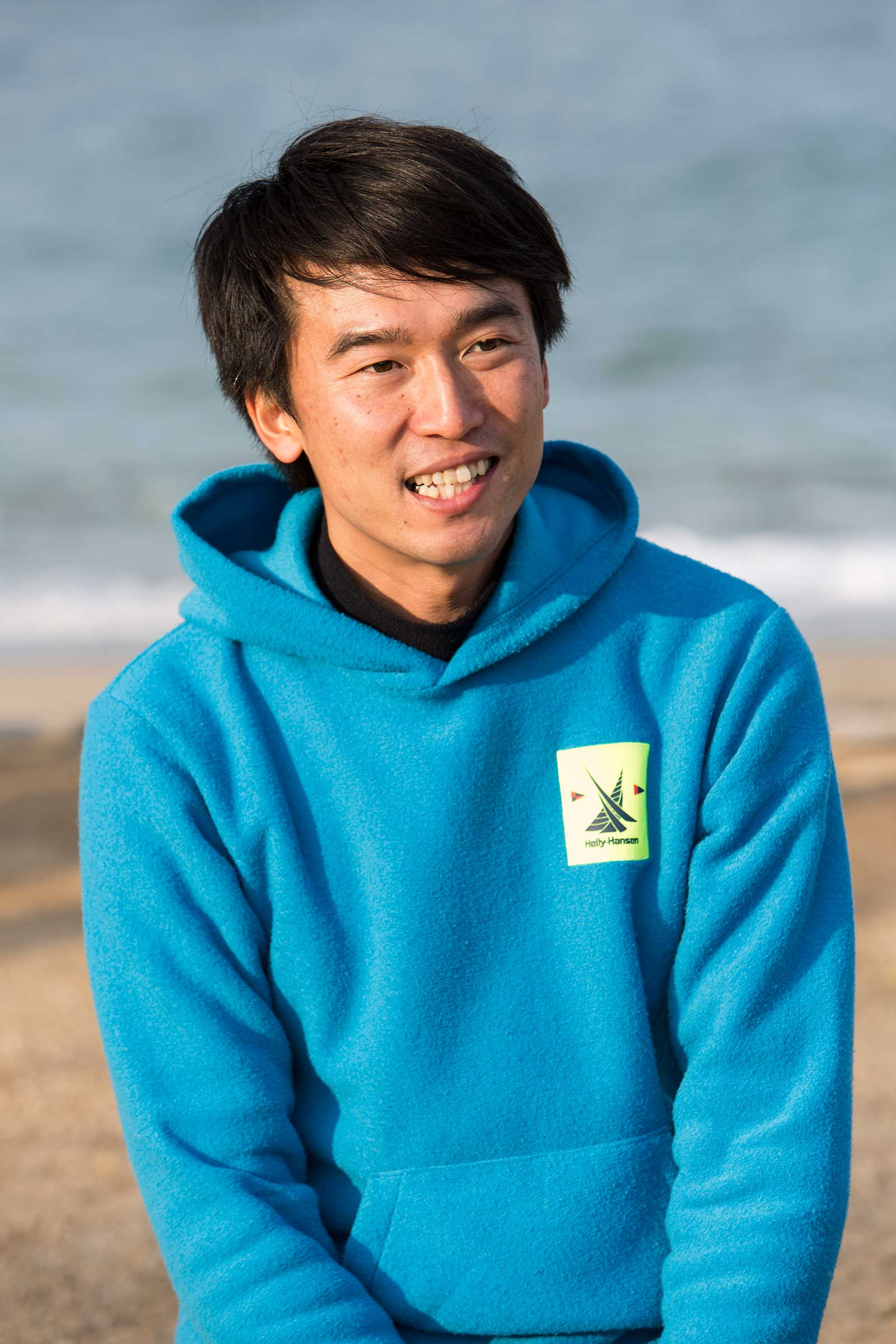 Portrait of Yasuaki Igarashi