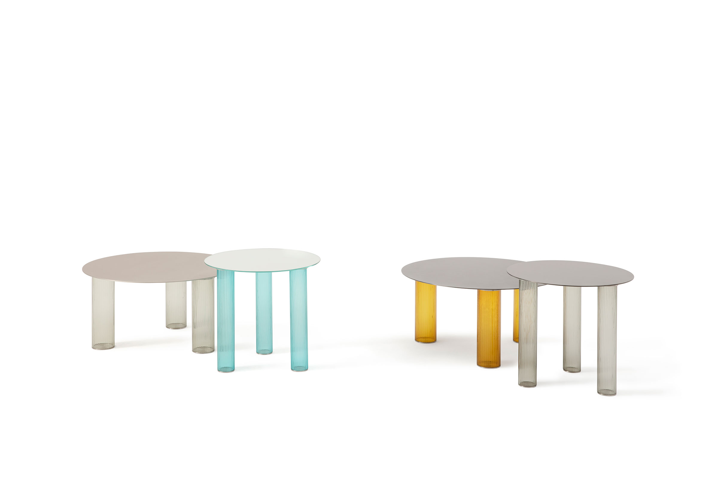 Sebastian Herkner's Echino collection. Image courtesy of Zanotta